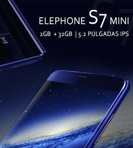 Elephone s7 mini Mini